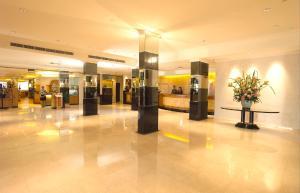 Khu vực sảnh/lễ tân tại Hotel Miramar Singapore