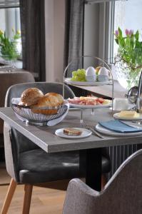 Frühstücksoptionen für Gäste der Unterkunft Landgasthof Eiserner Ritter