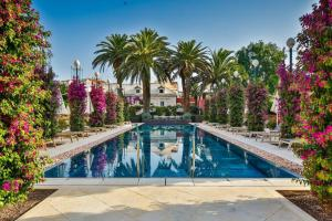 The swimming pool at or near Hotel Lemongarden - Adults Only