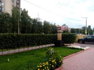 Сад в Гостиница Союз Инн