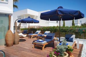 The swimming pool at or near Louis Nausicaa Luxury Villas