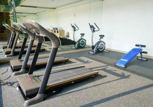 南院旅墅健身房和/或健身器材