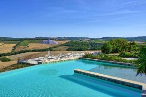 The swimming pool at or close to Villa Sant'Anastasio Luxury Agriturismo