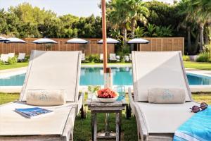 The swimming pool at or near Gecko Hotel & Beach Club