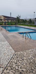 The swimming pool at or near Asa Luxury 2Bedroom Apartment
