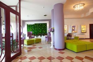 Vstupní hala nebo recepce v ubytování Hotel Vittorio