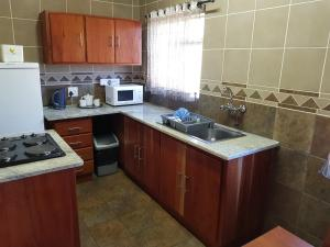 A kitchen or kitchenette at Blyde Canyon, A Forever Resort
