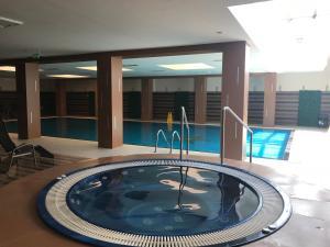 The swimming pool at or near Borovets Hills Ski & Spa - Half Board