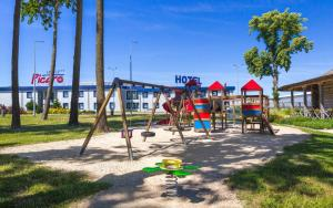 Children's play area at Hotel Picaro Stok
