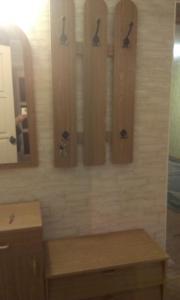 A bathroom at Apartment Chernihivska 13