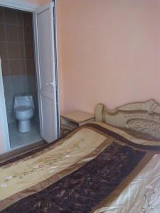 Кровать или кровати в номере Guest House Ellina