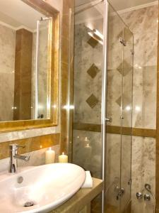 Ένα μπάνιο στο Xenonas Iresioni