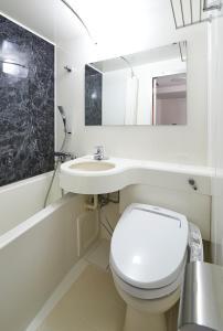 A bathroom at Hotel Consort