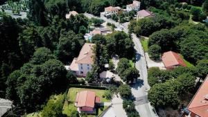 A bird's-eye view of Hotel Gioia Garden