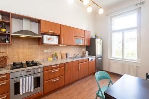 Cucina o angolo cottura di Prague B&B - Close to Center