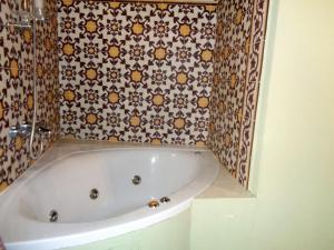 A bathroom at Hotel Boutique Nueve Leyendas