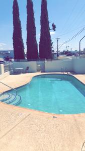 The swimming pool at or near Motel 6-Safford, AZ