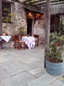 Εστιατόριο ή άλλο μέρος για φαγητό στο Ξενώνας Δήμου