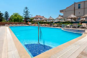 The swimming pool at or near Sunday Hotel