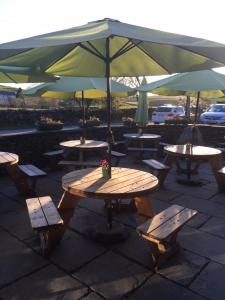 A restaurant or other place to eat at The Watermill Inn & Brewery