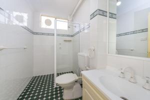 A bathroom at Alcheringa - Unit 1/32 Sandy Point Road