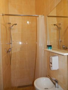 Ванная комната в Mini-hotel Saltykovskaya