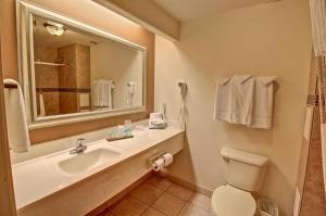 The Inn at South Padreにあるバスルーム