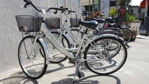 Jízda na kole v ubytování Hotel Marietta nebo okolí