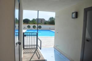 The swimming pool at or near La Mia Casa Romana