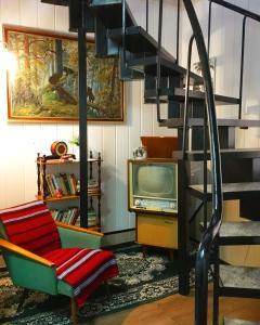 Гостиная зона в Hostel Koyko Mesto