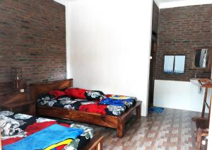 A seating area at Ragha Homestay