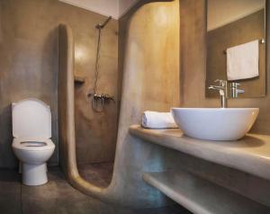 Ένα μπάνιο στο Sitia Oceanides