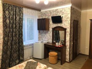 Ванная комната в Гостевой дом Афина