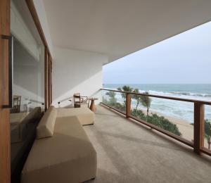 Балкон или терраса в Riff Hikkaduwa - Level 1 Safe & Secure
