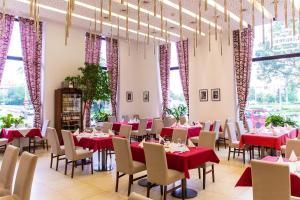 호텔 다프 레스토랑 또는 맛집