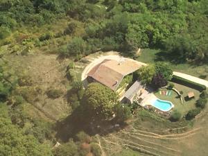 Vue panoramique sur l'établissement Gite de Fontepaisse