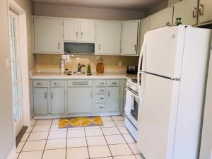 A kitchen or kitchenette at The Florida House