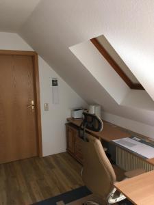 Küche/Küchenzeile in der Unterkunft Apartment-Vermietung wohnen-in-hope