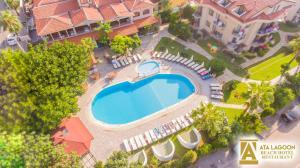 Vista de la piscina de Ata Lagoon Beach Hotel o alrededores