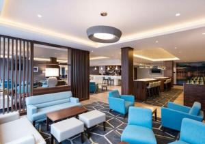 A restaurant or other place to eat at Hampton by Hilton Dundee