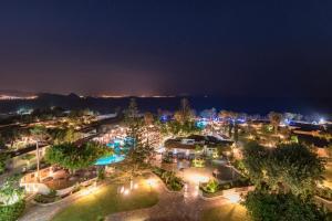 A bird's-eye view of Atlantis Hotel