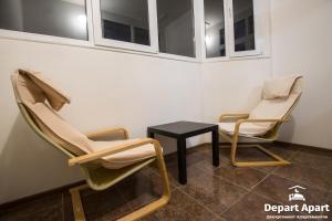Гостиная зона в Depart ApartHotel In Panorama