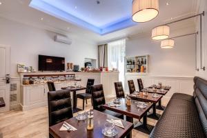 Ресторан / где поесть в Hotel Giuggioli