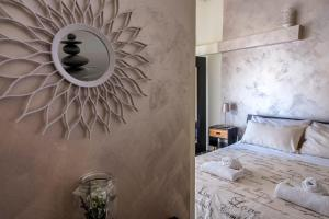 A bed or beds in a room at B&B Zen Trastevere