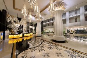 Лобби или стойка регистрации в Adalya Elite Lara Hotel