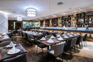 A restaurant or other place to eat at Ashley Wahid Hasyim Jakarta