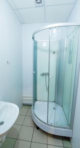 RiverSide Nevsky Hotelにあるバスルーム