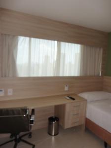 A bathroom at Flat Boa Viagem Premium 2qtos