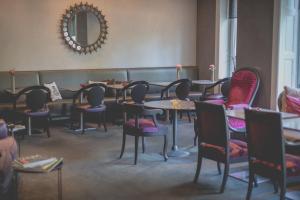 Restaurant ou autre lieu de restauration dans l'établissement Hotel Mon Repos