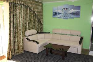 Гостиная зона в Гостевой дом Визит